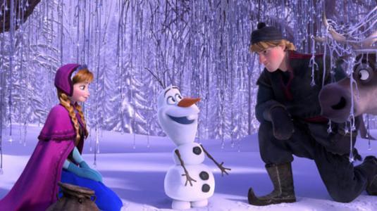 "¡""Frozen"" estará en Broadway!"