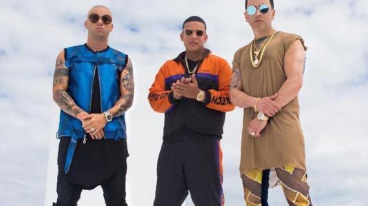 """Como en los viejos tiempos: Wisin, Yandel y Daddy Yankee se unieron en """"Si supieras"""""""