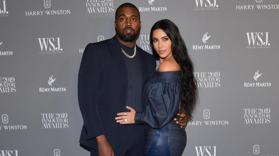 Kim Kardashian y Kanye West comparten video de apasionado beso en un ascensor