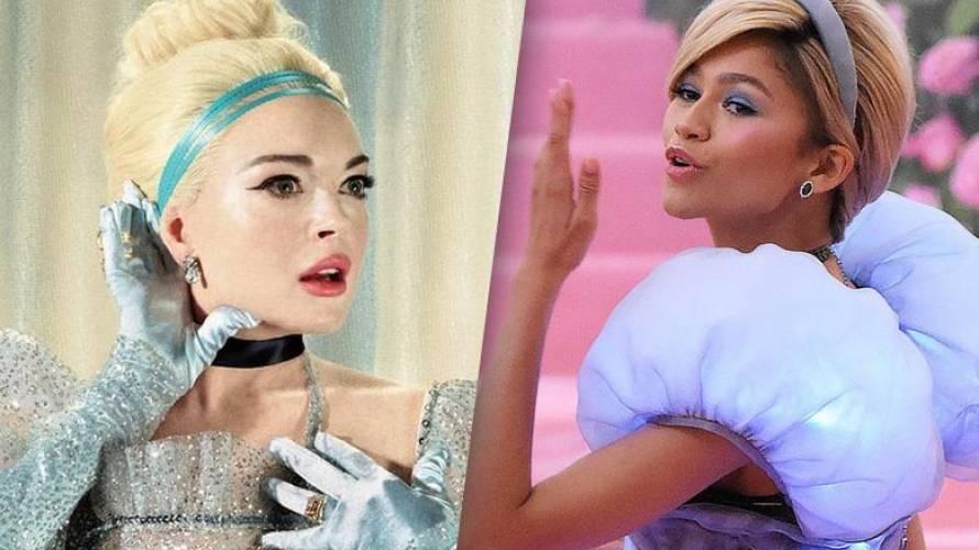 El ácido comentario de Lindsay Lohan sobre el look de Zendaya en la Met gala