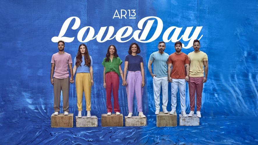 Especial día de los enamorados: amor es amor