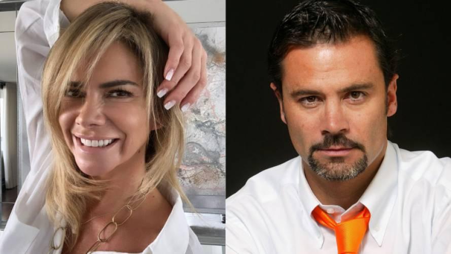 Fotos de Carla Ochoa reflotan su romance con Felipe Camiroaga