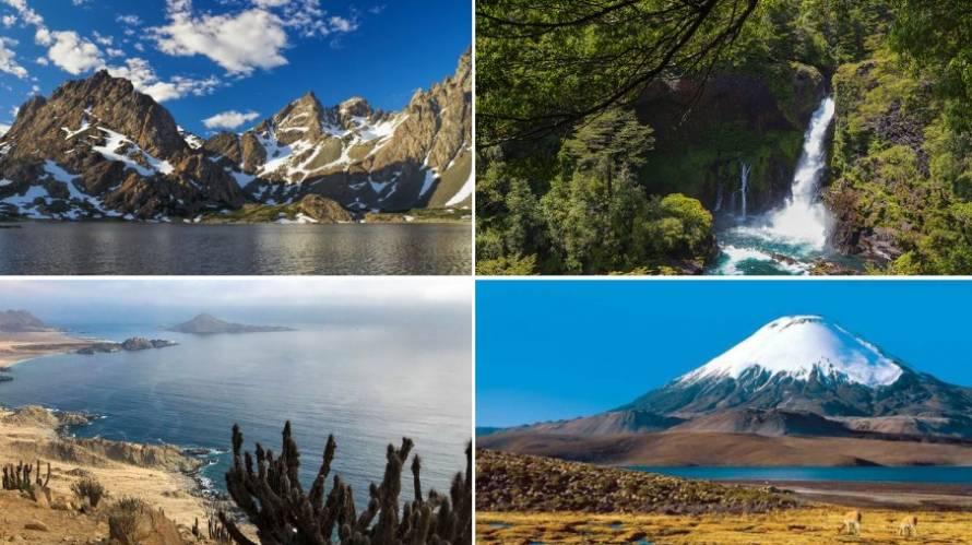 #ALoChileno: el hashtag que muestra los lugares e historias que hacen especial a Chile