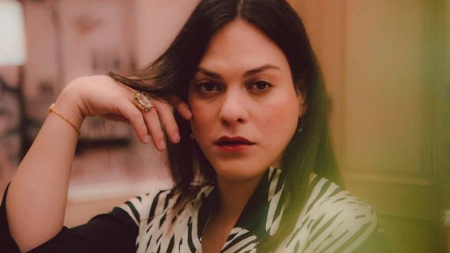 Daniela Vega publica inédita foto de su adolescencia