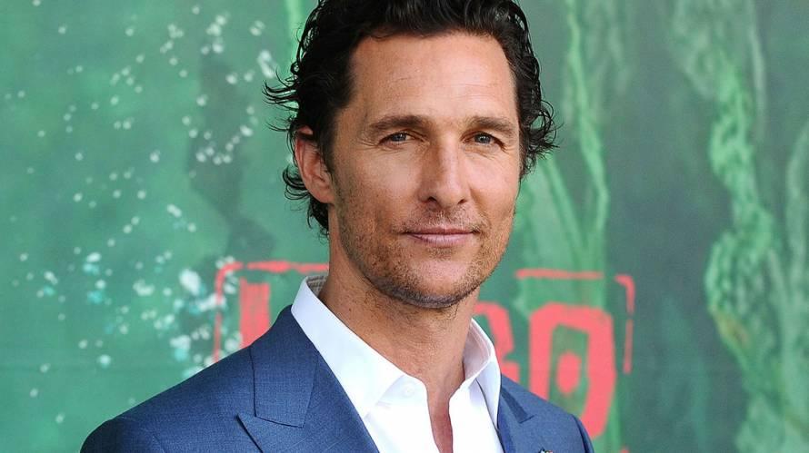 Matthew McConaughey contó que sufrió abuso sexual a los 18 años