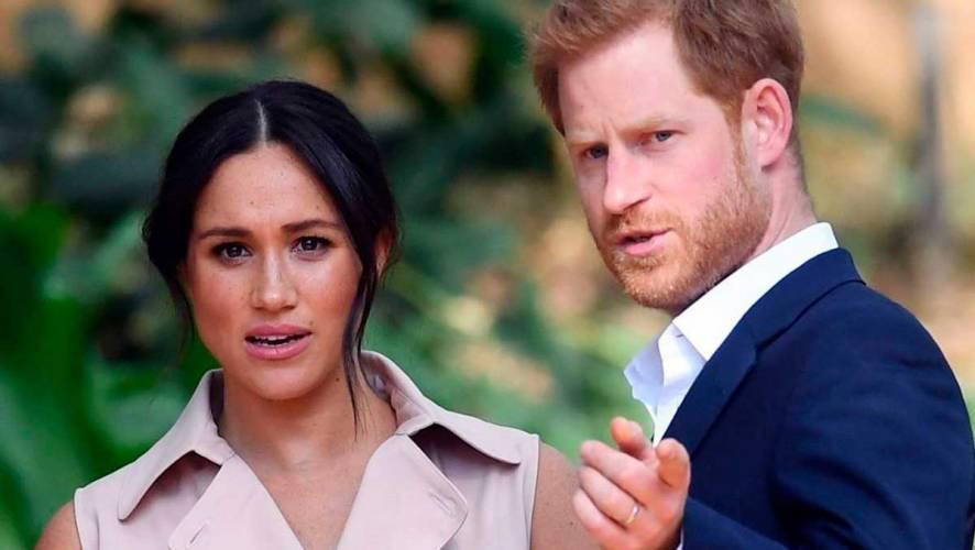Meghan Markle creía que había una conspiración contra ella en la familia real
