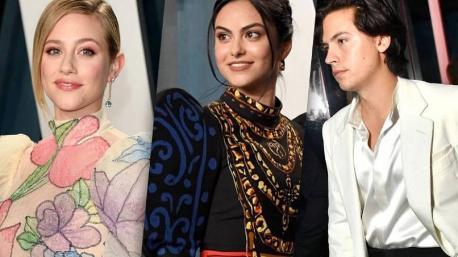 """Así se vistió el elenco de """"Riverdale"""" para la fiesta post Oscars"""