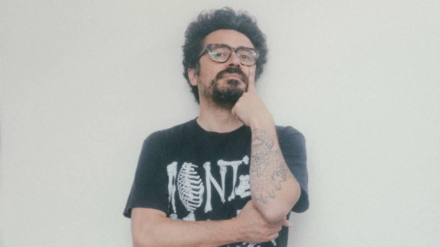"""Pablo Ilabaca estrena """"Canciones para conversar con la muerte"""""""