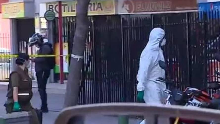 Investigan a PDI tras muerte de joven en Independencia