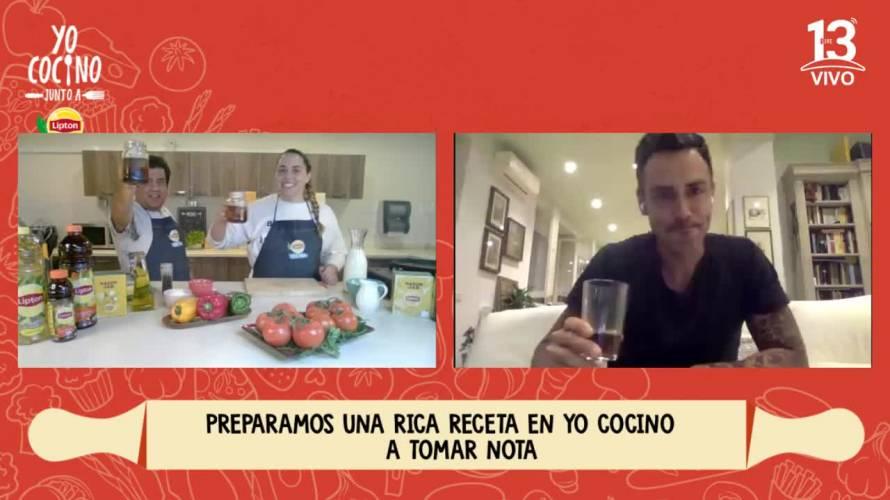 Yo Cocino / Capítulo 10 / Tallarines de panqueque con pesto de albahaca