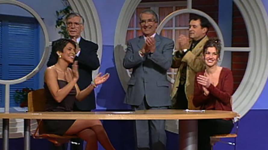El programa que marcó un hito en la televisión