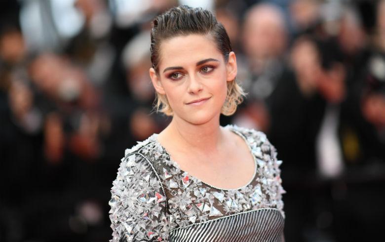 Kristen Stewart lució descalza en el Festival de Cannes