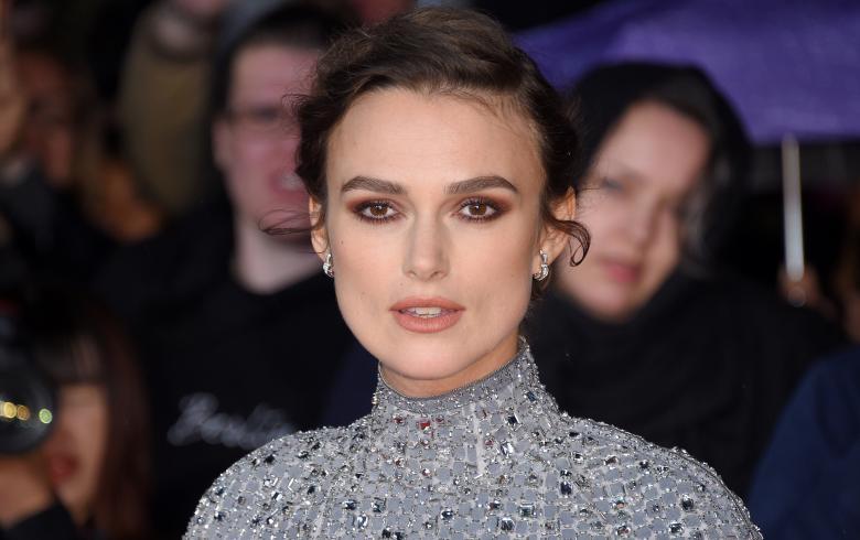Keira Knightley prohíbe a su hija ver Cenicienta y La Sirenita