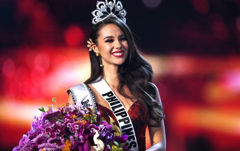 Así luce la Miss Universo 2018 sin una gota de maquillaje