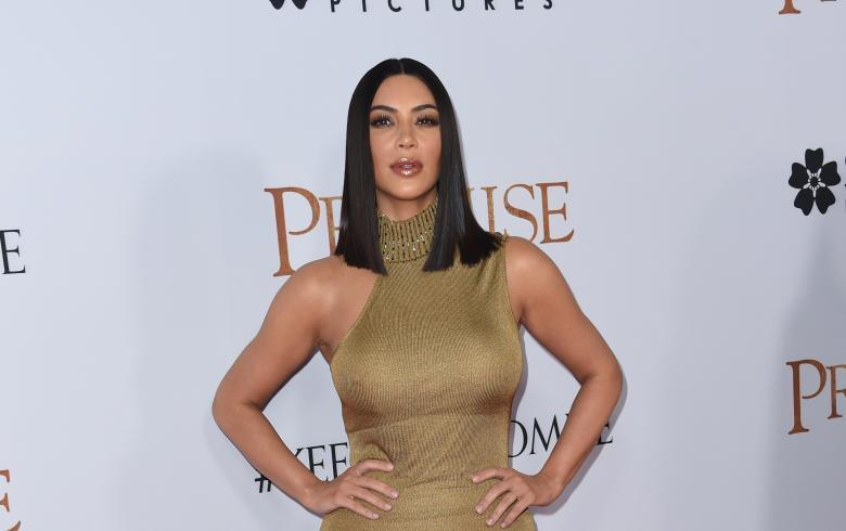 FOTOS: Kim Kardashian se muestra como la Primera Dama de EEUU