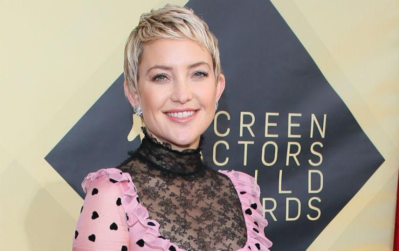 Kate Hudson anunció que está esperando su tercer hijo
