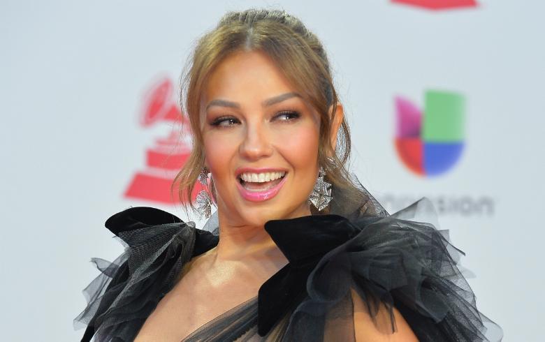 El paso de los artistas por la alfombra roja de los Grammy Latinos 2018