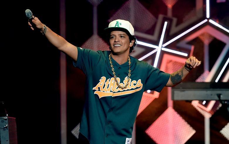 ¡Bruno Mars viene a Chile!