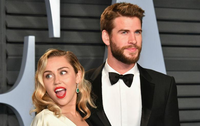 Video capta peligrosa broma de Liam a Hemsworth a Miley Cyrus