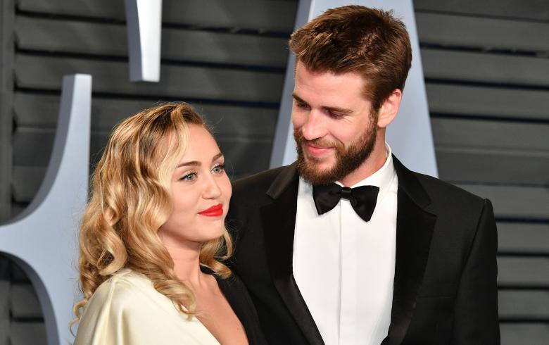 Así desmiente Liam Hemsworth su break up con Miley Cyrus