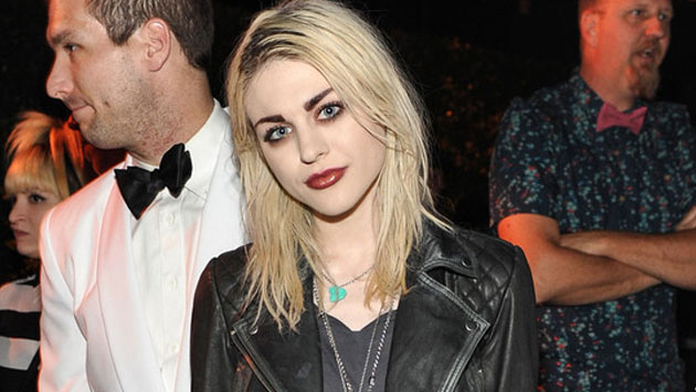 Frances Bean Cobain Aseguró