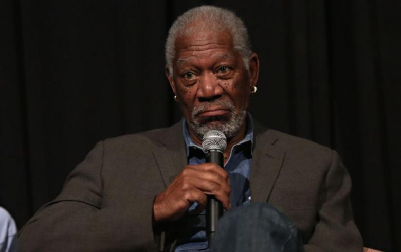 Morgan Freeman acusado de acoso sexual por 8 mujeres
