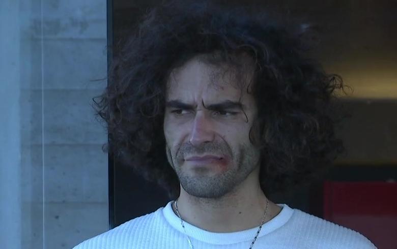 Look afro de Pablo Cerda en Pacto de Sangre fue furor en redes sociales