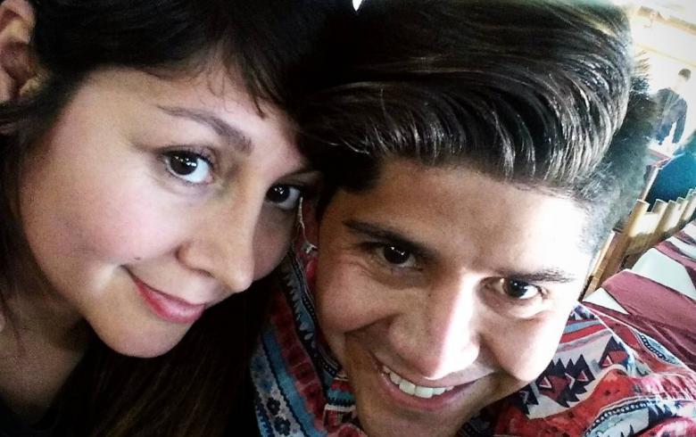 Edmundo Varas le dedicó a su polola el mismo mensaje que Mayte Rodríguez a Alexis Sánchez