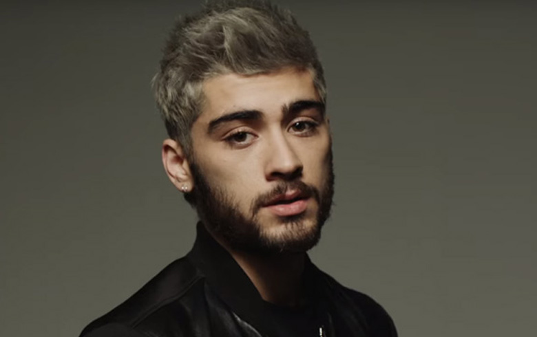 Zayn Malik superó a One Direction con su primer single