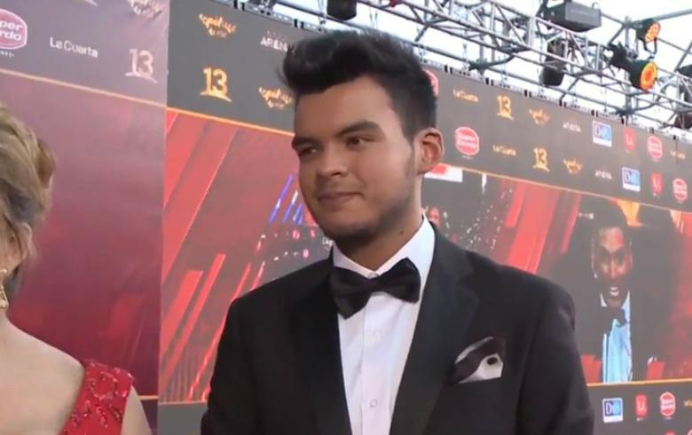 Hijo de Álvaro Salas debutó como modelo