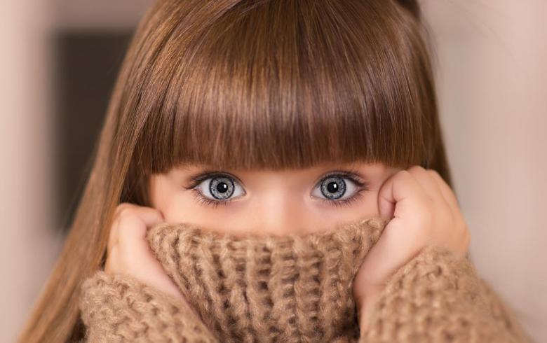 Anastasia Knyazeva, la niña aclamada como la más bella del mundo