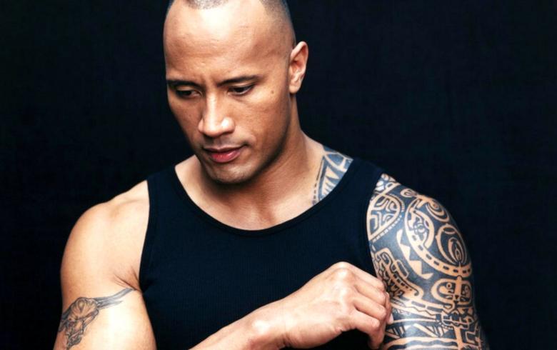 La Roca sorprende con increíble transformación de uno de sus tatuajes