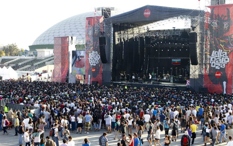Se conoció el line up del Lollapalooza Argentina — Una monada