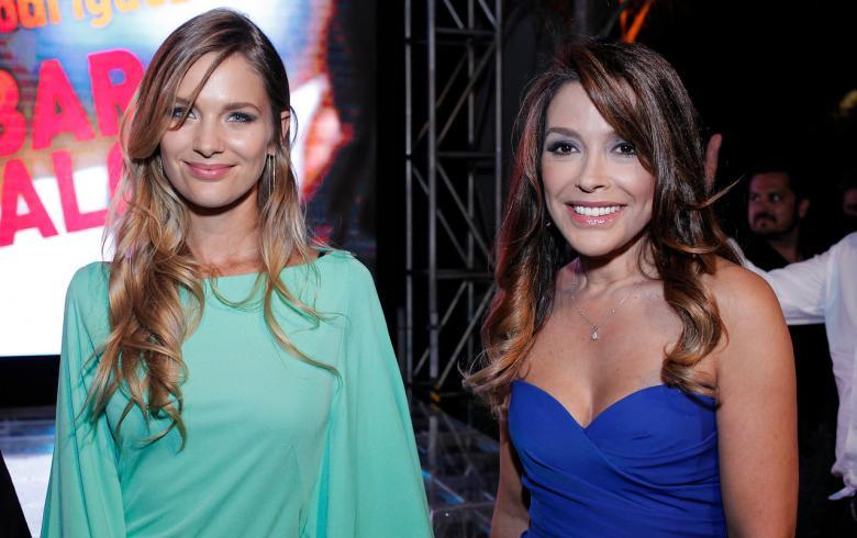 Carolina Arregui bromeó en Instagram con relación entre Mayte y Alexis