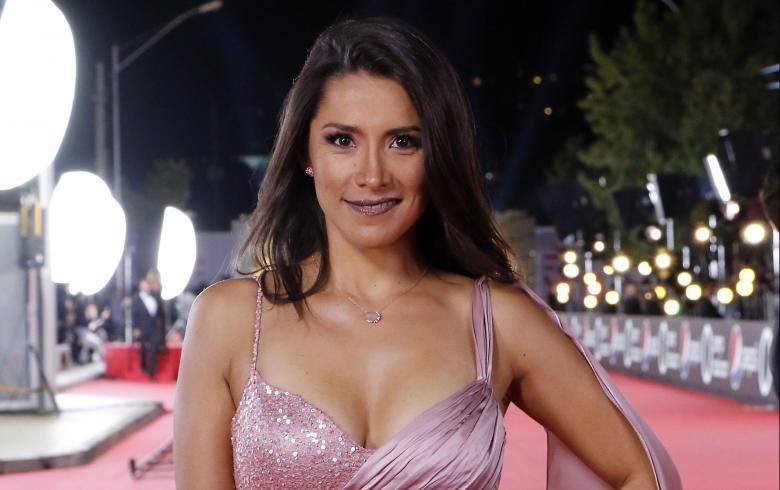 Loreto Aravena nos entregó todos los detalles de su look