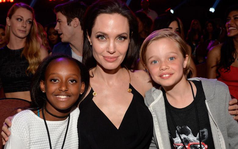 Meme de Angelina Jolie genera rechazo de mamás en redes sociales