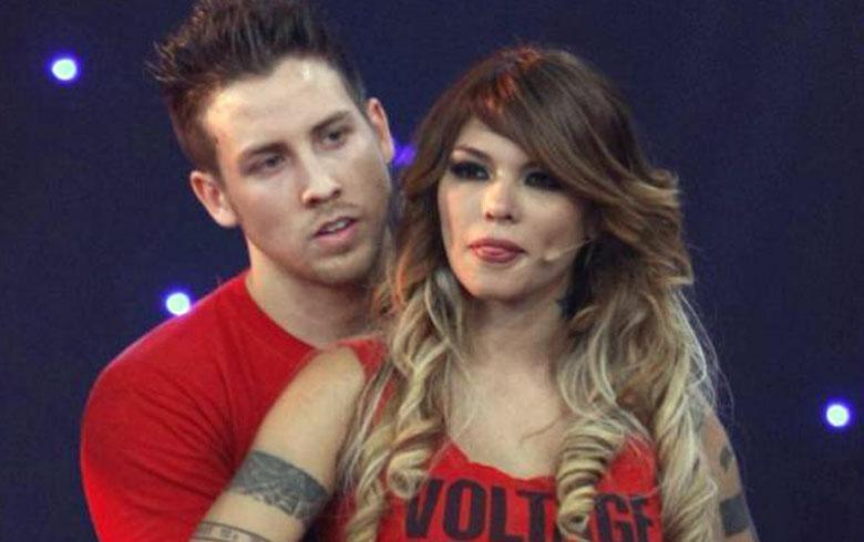 Angie Jibaja confesó quiebre con Felipe Lasso