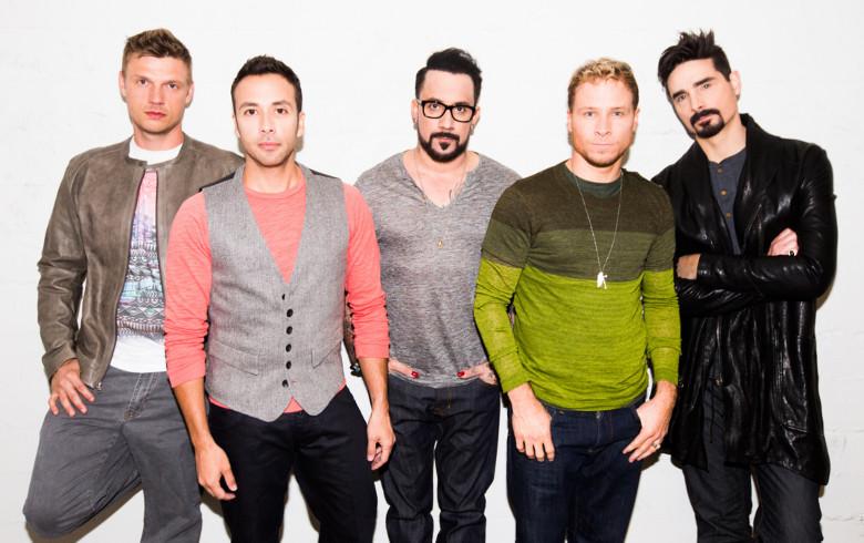 Los Backstreet Boys tendrán su propio show en Las Vegas