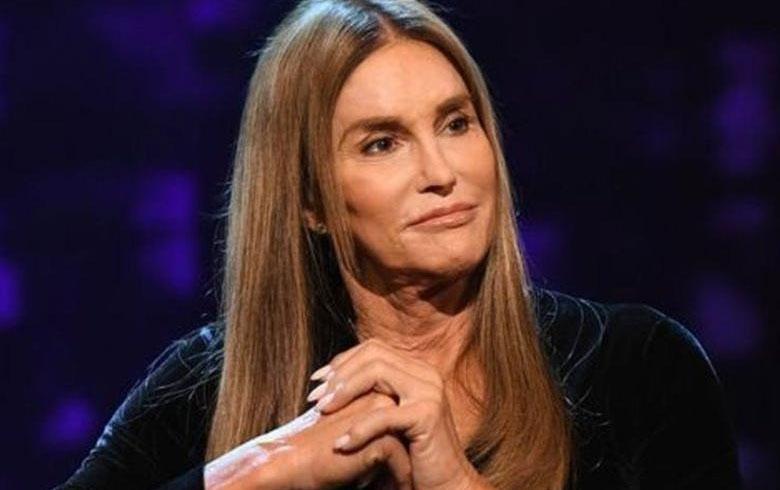 Caitlyn Jenner muestra su nariz tras cirugía por cáncer de piel