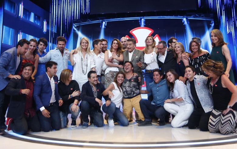 "Canales de Televisión se unen en ""Teletón Live"""