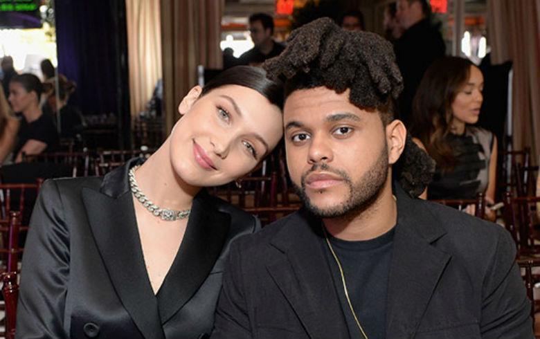 Bella Hadid y The Weeknd fueron fotografiados besándose