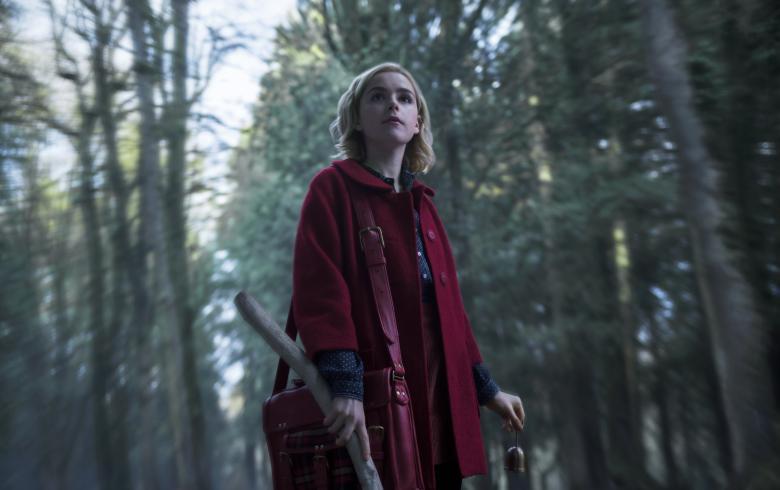 """Netflix revela las primeras imágenes de la nueva versión de """"Sabrina"""""""
