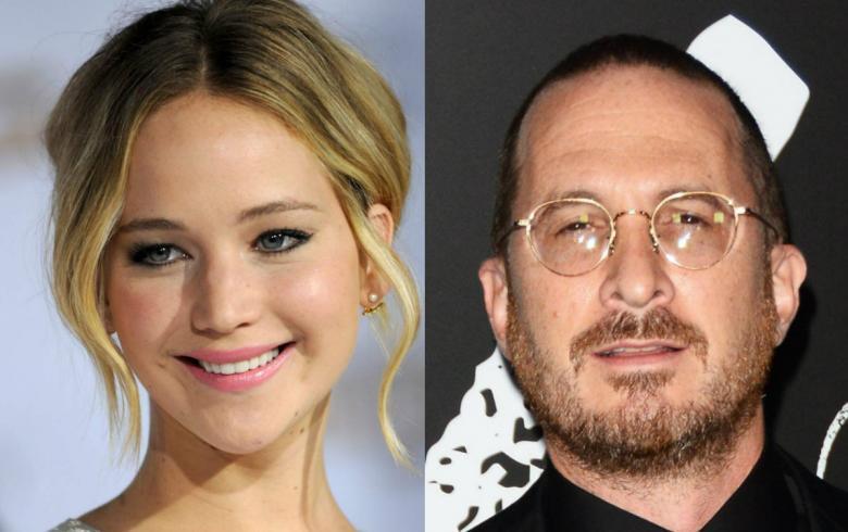 Jennifer Lawrence terminó su relación con el director Darren Aronofsky