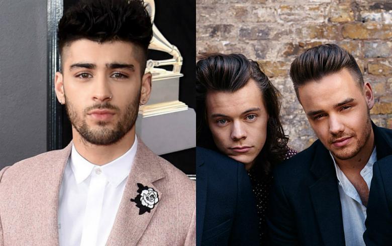 Zayn Malik no perdona los desplantes los chicos de One Direction