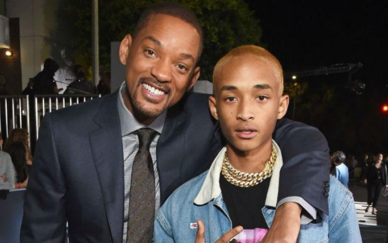 Hijo de Will Smith confirma su relación con reconocido rapero
