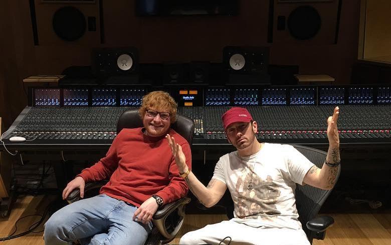 Eminem estrenó nuevo videoclip junto a Ed Sheeran