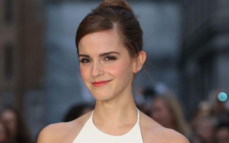 Emma Watson tiene una sorprendente doble