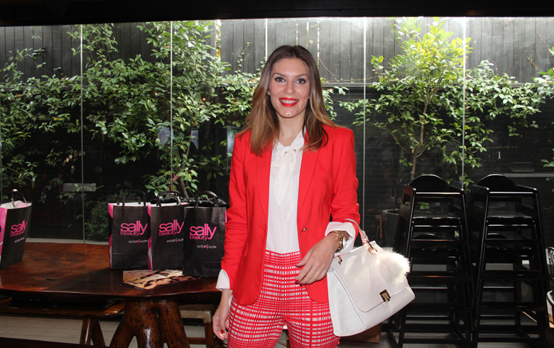 Eugenia Lemos se instala definitivamente en Chile