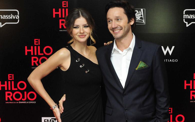 """El look de los famosos en la avant premier de """"El Hilo Rojo"""""""