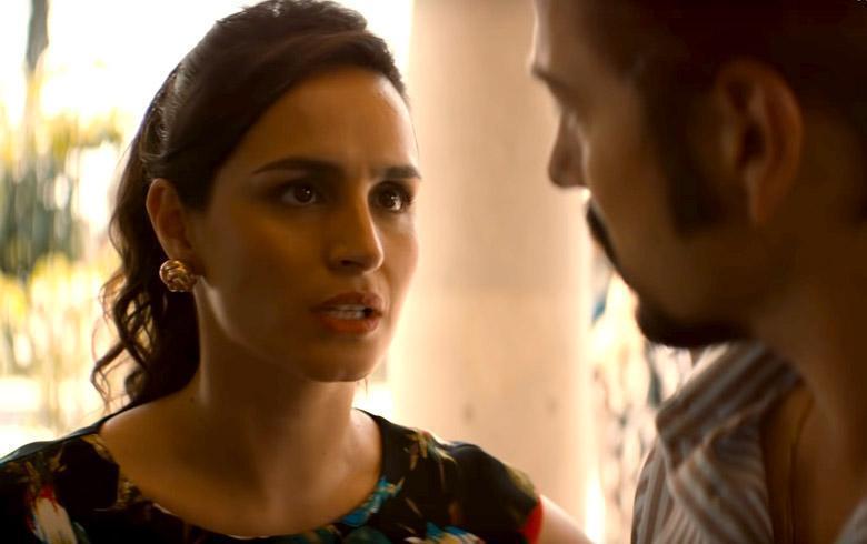 Fernanda Urrejola muestra su acento mexicano en tráiler de Narcos